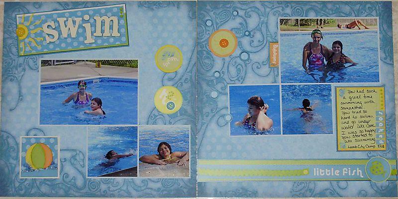 Swimming layou2t