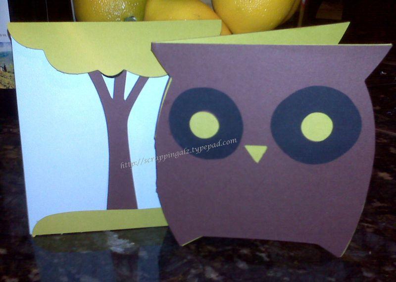 Owl card tp